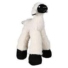 Trixie ТХ-35764  Овечка длинноногая 48см-игрушка для собак
