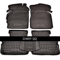 Килимки в салон Avto Gumm 11127 для Chery QQ