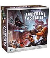 Звёздные войны: Атака Империи (Star Wars Imperial Assault) настольная игра