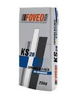 Клей для пенополистирола KS20 25кг  Foveo Tech PL
