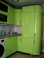 """Кухня со встроенным холодильником """"Арктика"""""""