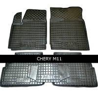 Килимки в салон Avto Gumm 11131 для Chery M11