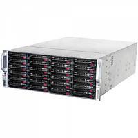 128-канальный видеорегистратор TRASSIR UltraStation 24/6 c PoE