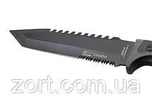 Нож с фиксированным клинком Columbia 4401A, фото 3