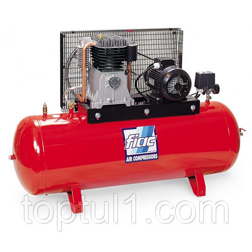 Компрессор поршневой с ременным приводом AB300-800-380 300л 380В  FIAC