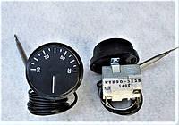 Терморегулятор механический от 30 до 90*С (16 А / 250 В)