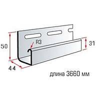 Планка J - trim Т-15 (3,66м) BlockHouse золотистый