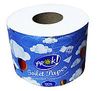 Двухслойная туалетная бумага Prok 430 отрывов