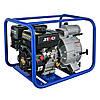 Мотопомпа SENCI SCWT80 для грязной воды (60 м³/час)