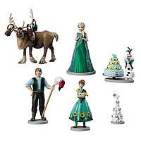 Игровой набор с фигурками Холодное торжество Frozen Disney