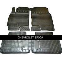 Килимки в салон Avto Gumm 11133 для Chevrolet Evenda/Epica