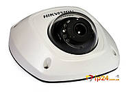 Купольная IP-камера Hikvision DS-2CD2542FWD-IS
