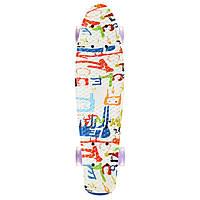 Пенни борд, скейт ( Penny board ) , фото 1