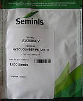 Семена огурца СВ 3506 ЦВ F1 / SV 3506 CV F1 (Seminis) 1000 семян - партенокарпик