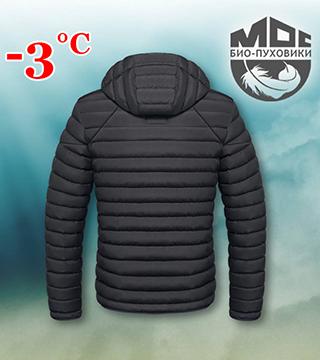 Комфортная зимняя куртка Moc, фото 2