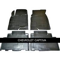 Килимки в салон Avto Gumm 11137 для Chevrolet Captiva