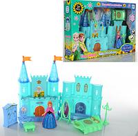 Замок Принцессы Анны из мультфильма «Frozen» SG2993, фигурка, музыкальные и световые эффекты, 3+