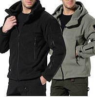 Флісові куртки, светри