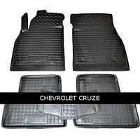 Килимки в салон Avto Gumm 11138 для Chevrolet Cruze