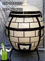 Восточная керамическая печь, тандыр исполнение 7 (86 см.)
