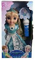 Disney кукла «Frozen» ZT8784, световые и музыкальные эффекты, микрофон в комплекте, на батарейках