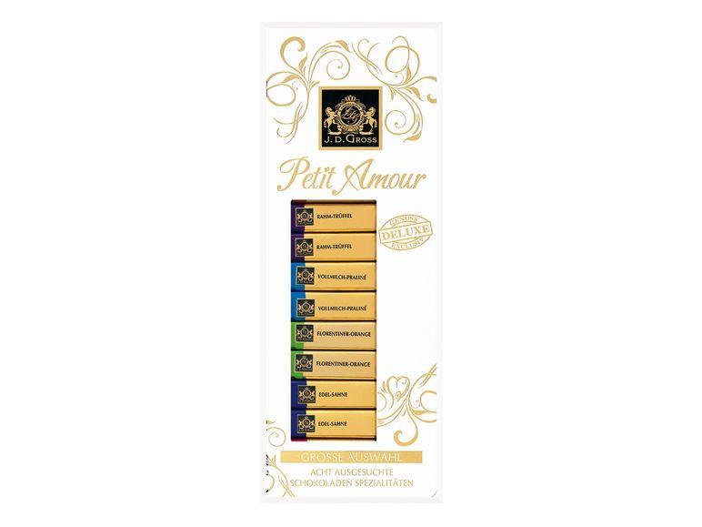 Набор шоколадок 16шт. Petit Amour J.D.Gross, 200г