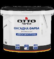 Краска фасадная 4,2кг белоснежный Otto farbe UA