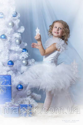 "Прокат. Платье ""Снежинка"", фото 2"
