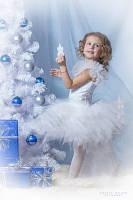 """Прокат. Платье """"Снежинка"""""""
