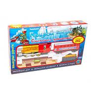 """Железная дорога """"Мой 1-й поезд"""", 282 см., на батарейках"""
