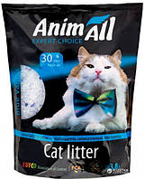 AniMall (АнимАлл) Голубой аквамарин 3.8л (1.8кг) - силикагелевый наполнитель для кошек