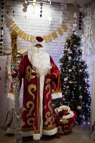 """Открытие Резиденции """"Деда Мороза"""" 19 декабря"""