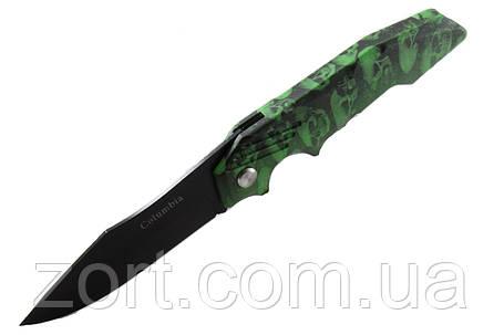 Нож складной, механический G308A, фото 2