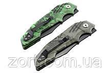 Нож складной, механический G308A, фото 3