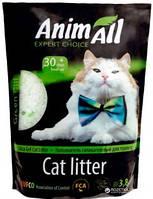 AniMall (АнимАлл) Зеленый изумруд 3.8л (1.8кг) - силикагелевый наполнитель для кошек