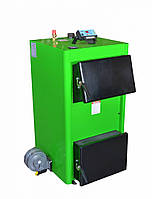Котел твердотопливный Энерджи Грин (Energy Green) Компакт 22 кВт с автоматикой, фото 1