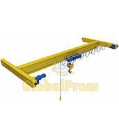 Кран мостовой электрический опорный (кран-балка)
