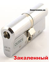 Цилиндр Abloy Protec 2 Hard 102мм.(41х61) к/к никель СY 332
