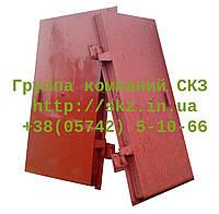 Дверь ДУ-III-5 защитно-герметическая (1200х2000)