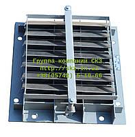 МЗС Защитная секция для установки на головке воздухозабора