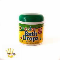Таблетки Crayola bath dropz для окрашивания воды
