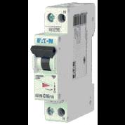 Автоматический выключатель PL4-C10/1 10А 1р х-каC 4,5кА Eaton