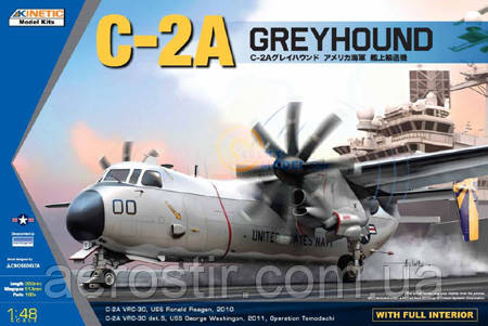 C-2A Greyhound 1/48 KINETIC 48025