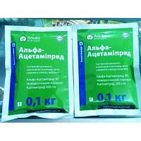 Инсектицид Альфа-Ацетамиприд (Alfa smart agro)