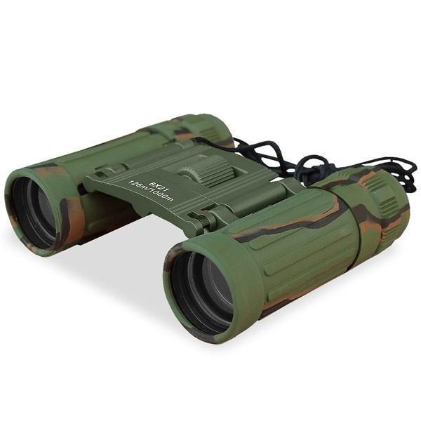 Бинокль 8x21 MilTec Ruby lens Woodland 15701020