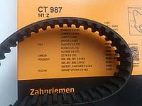 Ремень ГРМ Peugeot Boxer / Fiat Ducato / Citroen Jumper  2.0 hdi 2001-2006 CONTITECH CT987