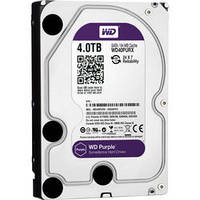 "Жесткий диск 3.5"" 4Tb Western Digital Purple SATA3"
