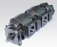 Гидродвигатель хода Kawasaki M2X150AOB-0A-02, M2X150CHB-10A-07/215, M2X170AOB-12A-01