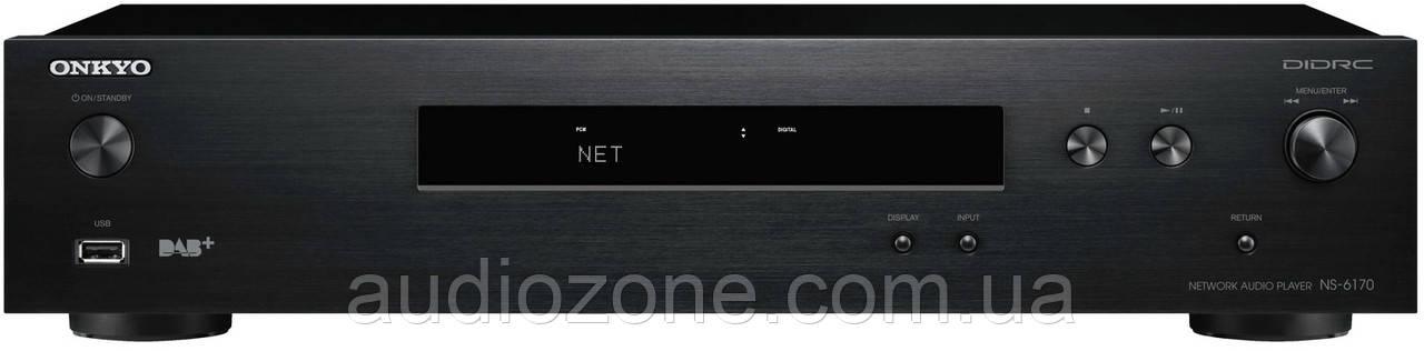 Медиаплеер сетевой Onkyo NS-6170