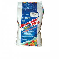 Затирка Ultracolor Plus 100 белый 2кг Mapei